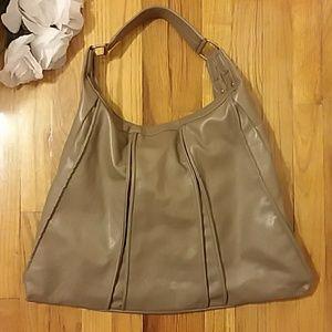Triangle Shaped Shoulder Bag